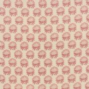 Moda Le Marais by French General - 4343 - Palmetto Floral, French Red on Cream - 13733 15 - Cotton Fabric
